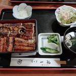 88262986 - うな丼(上・2430円)