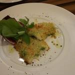レストラン デルマール - 舌平目の香草パン粉焼き 2600円