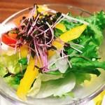 モスバーガー - サラダ