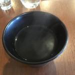 農家バル FOODBABY - まずはスープ