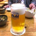 千嶋秩父 - 生ビール 2018.5.16