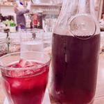 酒飲めフレンチ bisとろタカギ - 肉肉楽しみ過ぎてがぶ飲み赤ワインマジでその名の通り飲み過ぎた・・・