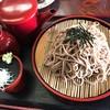 鹿小屋 - 料理写真:ざるそば(750円)