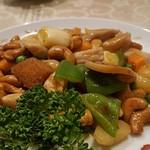 88268599 - 豚肉と野菜の四川風唐辛子炒め 2200円