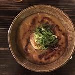 天下ご麺 - 和風げんこつ麺(並) 700円