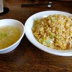 中国料理 登竜門 - チャーハン:480円