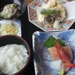 おまき温泉 スパガーデン和園 - 料理写真: