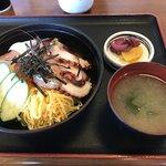 厚生食堂 - 海鮮丼1000円