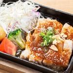 【選べる定食】⑦串木野名物 炙りマグロステーキ