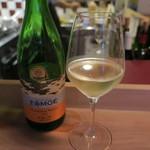 ワインバー 杉浦印房 - 白ワイン