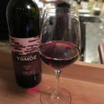 ワインバー 杉浦印房 - 赤ワイン1