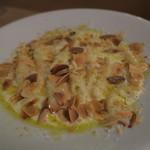 ワインバー 杉浦印房 - 濃厚クリームとチーズのペンネ