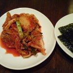 名家 - キムチ(白菜)