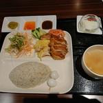 88281413 - 海南鶏飯Aセット 201806