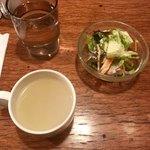 七つ森 - サラダ&スープ