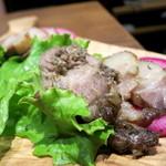 肉菜処和心 - ジビエグリル盛り