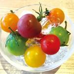 カラフルフルーツトマト