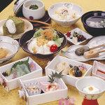 花ゆう膳 - 料理写真:レディースランチ 1,680円【税込】