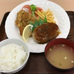 ふれあい処 山ぼうし - 料理写真:キッズプレート
