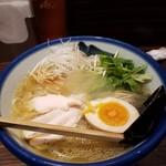 88291668 - 冷やし柚子塩麺(1,280円)