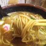 中華そば桐麺 - 中太ストレート麺