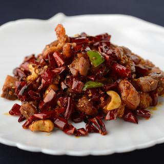 チャンピオンに輝いた腕前◎一手間かけた調味料が彩る中華料理!