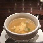 ビストロ ワイン カフェ ハース - スープ