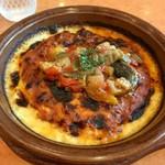 サイゼリヤ - 彩野菜のミラノ風ドリア
