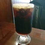 ラ カフェ - アイスコーヒー\220(18-06)
