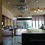 ラ カフェ - 内観(18-06)