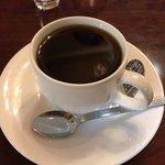 オリンピア - ホットコーヒー