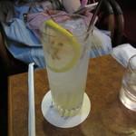 ショパン - レモンスカッシュ 600円