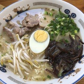 山ちゃんラーメン - 料理写真: