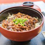 とんかつ芳松 - 豚しょうが味噌漬け丼