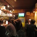 BURGER CAFE & RESTAURANT シュビドゥバー - 賑わう店内