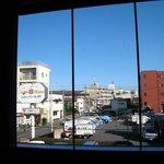 シュトゥーベン・オータマ - 店からの眺め