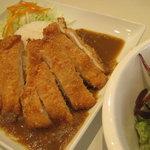 百菜 - Wチキンカレー