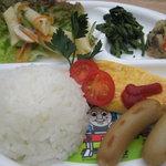 百菜 - キッズプレート