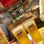 88303314 - 飲み放題 男性¥1400(外税) 女性¥1000(外税)の生ビール