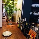 フランス食堂 ビストロ ラポムドパン -