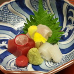 日本料理 吉備膳 - 刺身