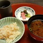 日本料理 吉備膳 - ご飯もの