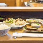割烹 玉杯 - 天ぷら定食