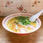千崎製麺 - しょうゆらーめん(細麺