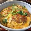東家  - 料理写真:から揚げ親子丼