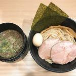 麺処・笑 - 料理写真:特製つけ麺(塩煮干)