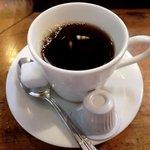 寿司鉄 - 寿司鉄 @氷川台 食後のコーヒーサービス