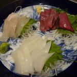 はやかわ - 料理写真:刺し盛り(3人前)