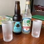 池田丸 - 江の島ビール&鎌倉サイダー