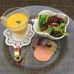 光の穂 - 前菜 よくばりランチ